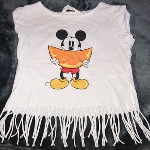 Mickey Mouse toddler shirt